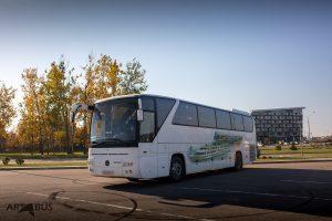 Аренда автобусов в Минске