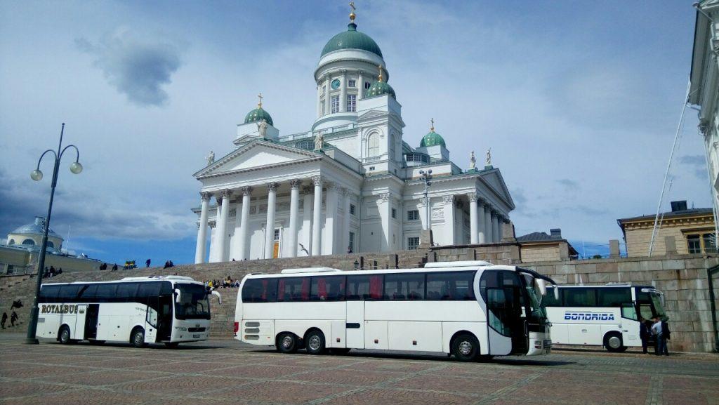 Туристические и экскурсионные поездки